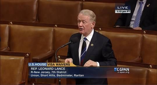 Republicans pass broad visa reform legislation