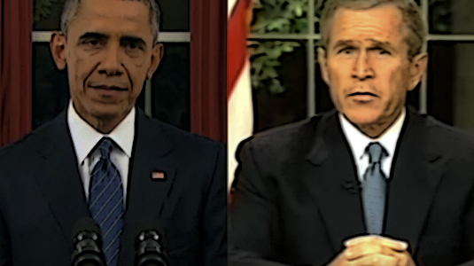 """Imagine if Bush had responded to 9/11 by calling for box cutter """"control"""""""
