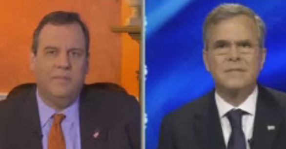 Christie insists NH isn't 'do or die' in back-to-back TV gig with Jeb
