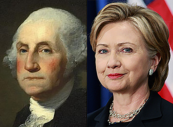 """Booker in Iowa: Hillary """"most qualified person since George Washington"""""""