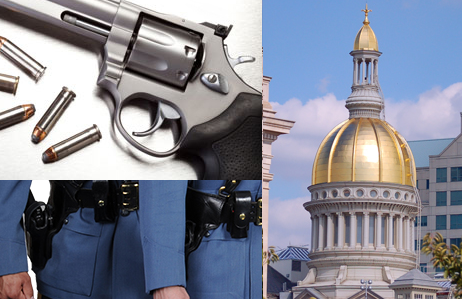New bill would permit N.J. cops to carry their guns on state property