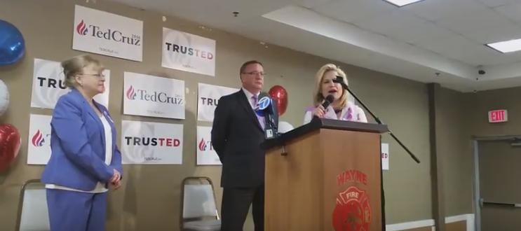 NJ-05: Lonegan touts Ted Cruz endorsement