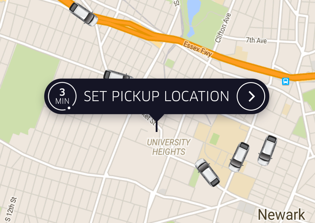 Free Market Magic: Uber, NAACP form unlikely alliance in Newark