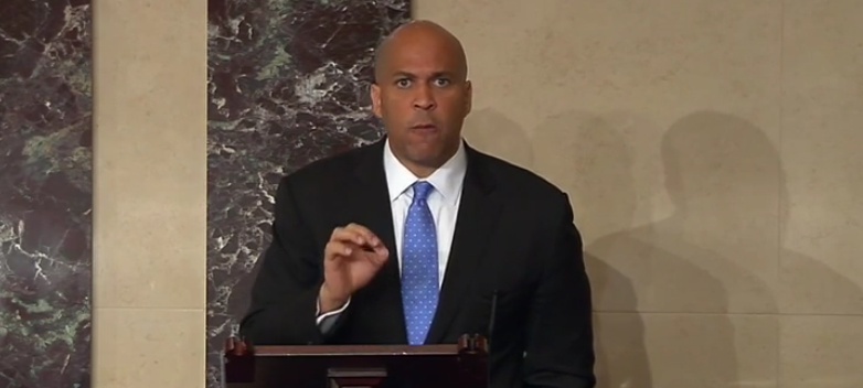 10 Ways Cory Booker is Coping with His Veep Disappointment