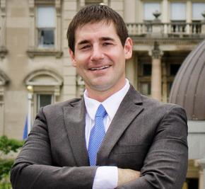 N.J. Libertarian State Chairman Patrick McKnight