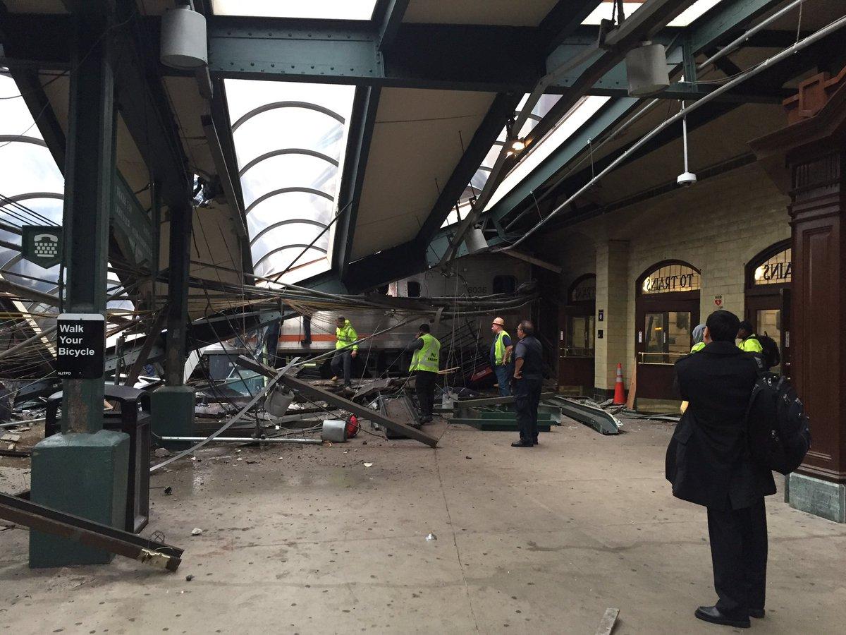 N.J. DOT commish scolds Star-Ledger for tying Hoboken crash to TTF fight