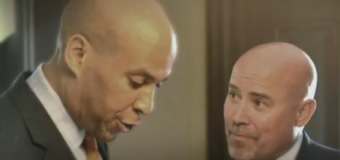 Booker makes cameo appearance in MacArthur's first TV spot