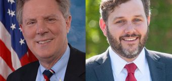 Pallone and Sonnek-Schmelz will debate at Monmouth University on November 2