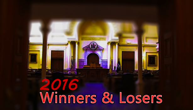 Winners and Losers: 2016