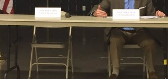 LD2 UPDATE: Brown Shines, Mazzeo No-Shows at EHT Veterans' Town Hall