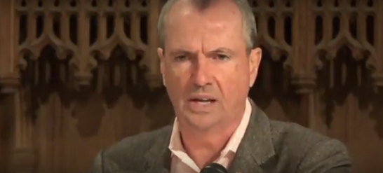 DENIAL: Phil Murphy (who compared Trump to Hitler) wants to blame the Constitution for Scalise's shooting