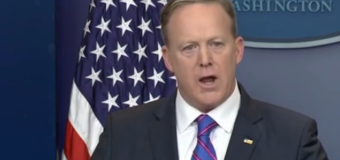 WATCH: Spicer Says General Flynn Didn't Break The Law