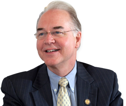Tom Price, HHS secretary, says health vote will take place after July 4