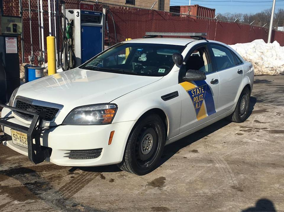 N.J. State Police Rib Connecticut Counterparts Over Pumping Their Own Gas