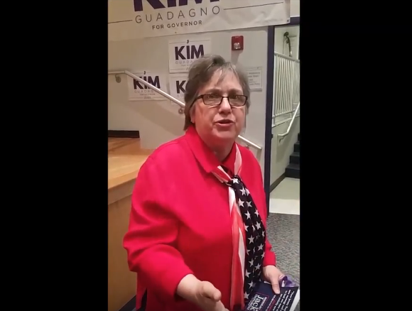 """VIDEO: Panos Blasts """"Disrespectful"""" Haney Backers After Thompson's Middlesex Convention Loss"""