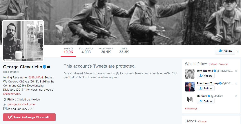 UPDATE: Troop-Hating Drexel Professor Retreats Into His Safe Space