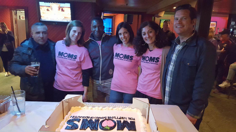 """Moms"" Slate Sweeps Neptune BOE Elections"