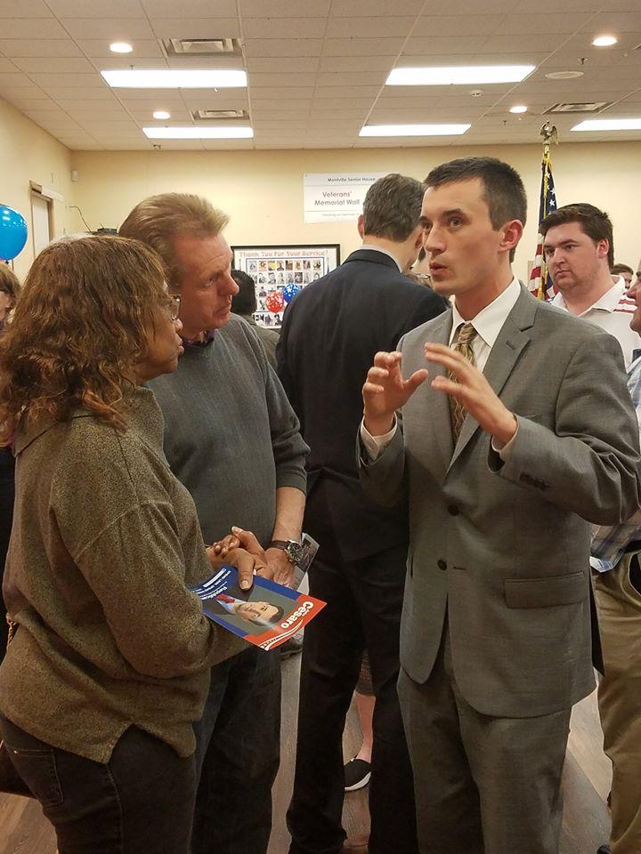 Op-ed: Hank Lyon is the Change Needed in New Jersey's 26th Legislative District