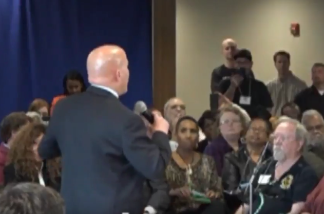 """N.J. Chamber President On Anti-MacArthur 'Smear' Campaign: """"Sign me up"""""""