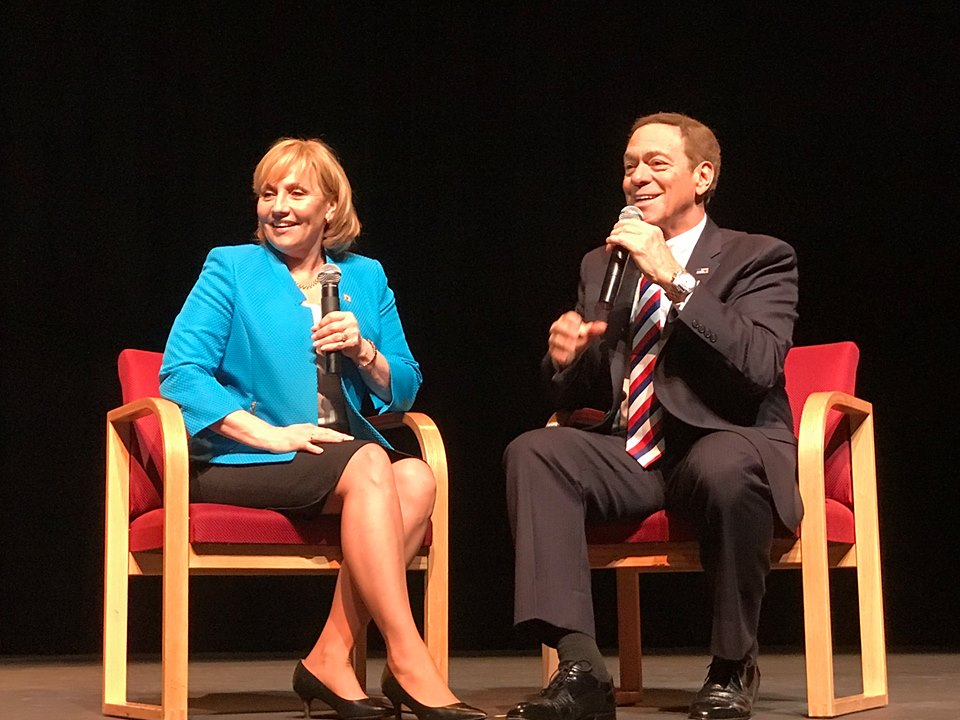 Piscopo is once again considering a run for N.J. governor