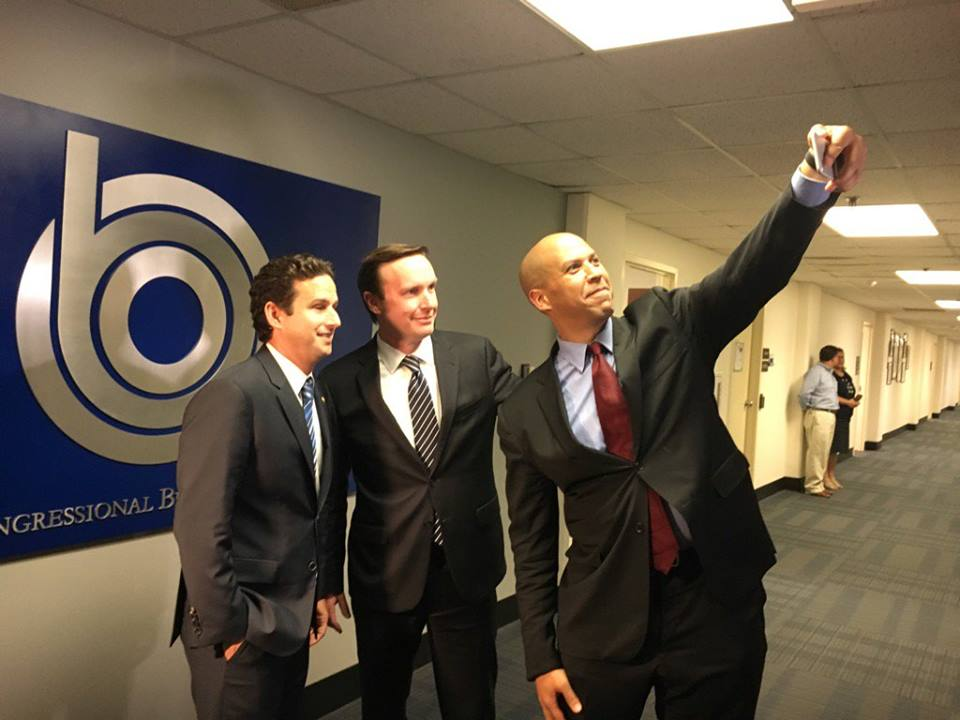 Booker's increasingly acting like a 16-year old with an unlimited data plan