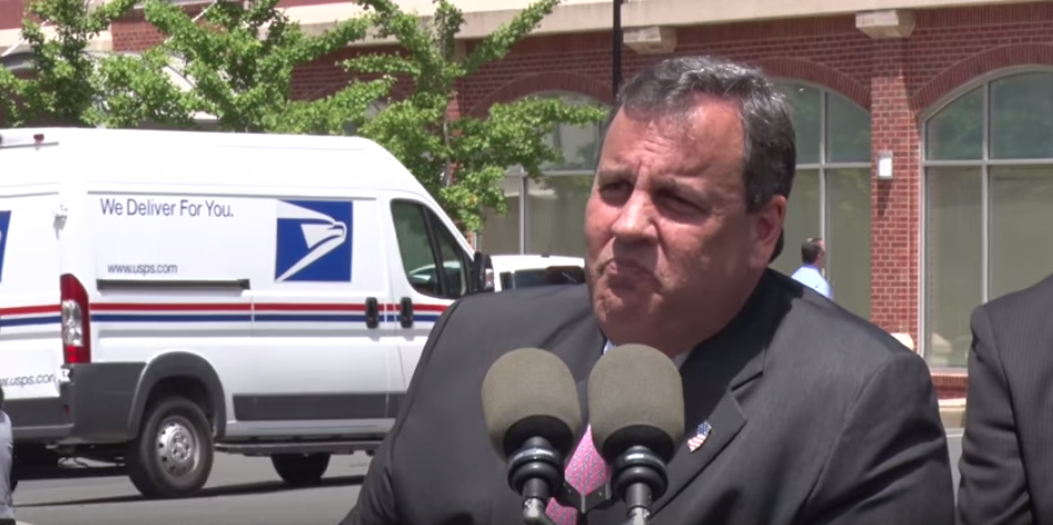VIDEO: Chris Christie psyched over SCOTUS tackling sports betting