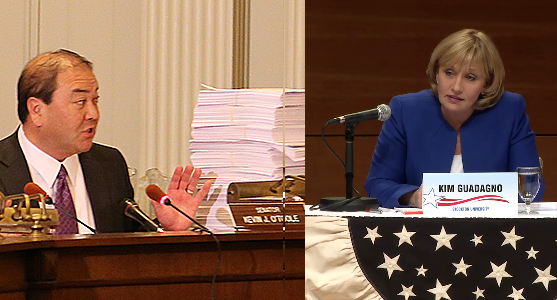 Outgoing GOP'er O'Toole wants to subpoena… Kim Guadagno?