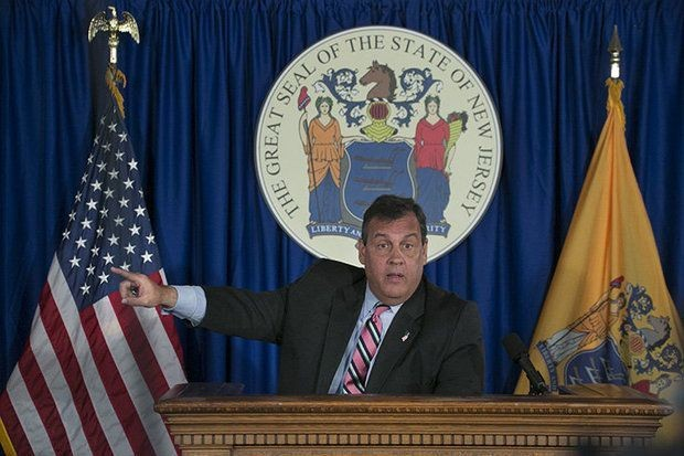 Would Christie appoint himself to the U.S. Senate? Governor weighs in