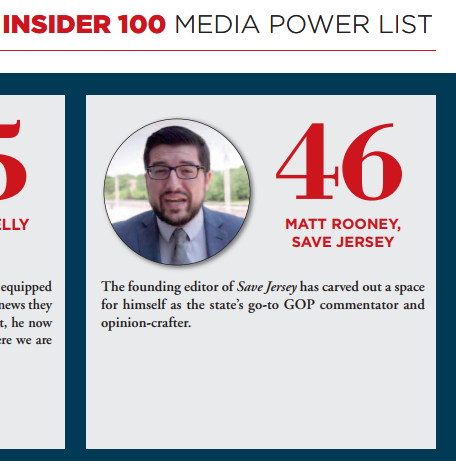 Rooney Makes Insider 100 'Media Power List'