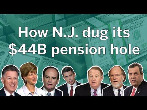 Phil Murphy's latest pension funding plan? It sounds a bit like Christie's.