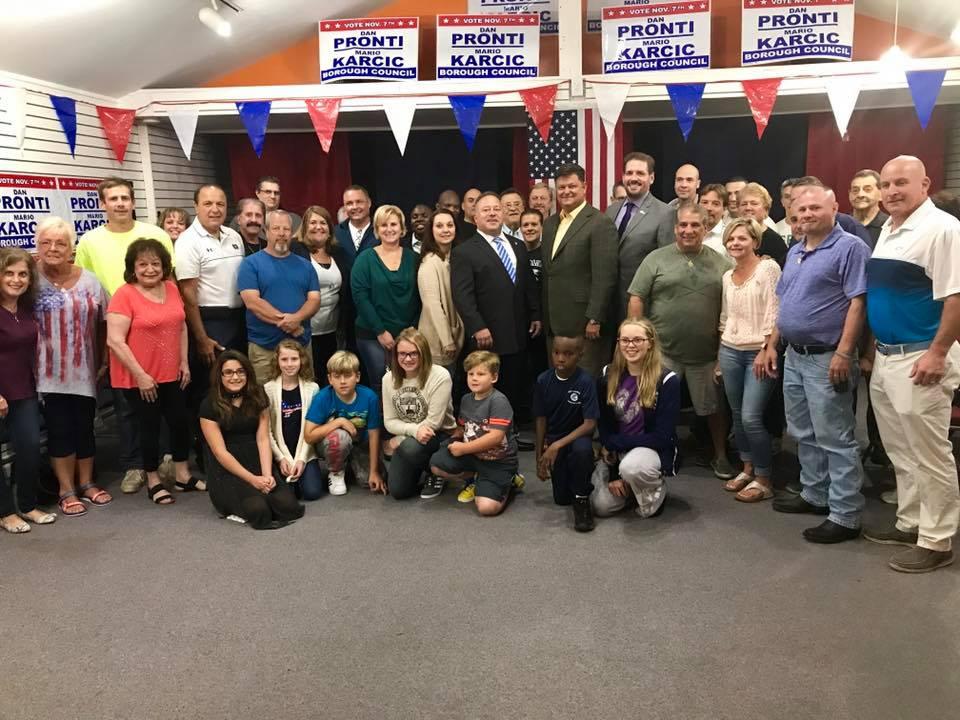 North Arlington GOP aims at November comeback
