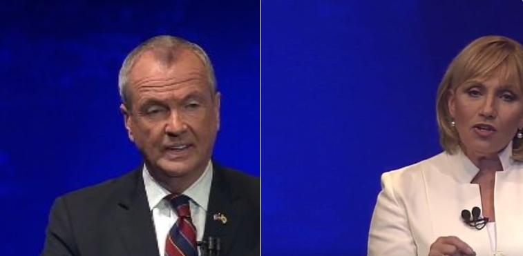 My 5 quick takeaways from the first N.J. gubernatorial debate