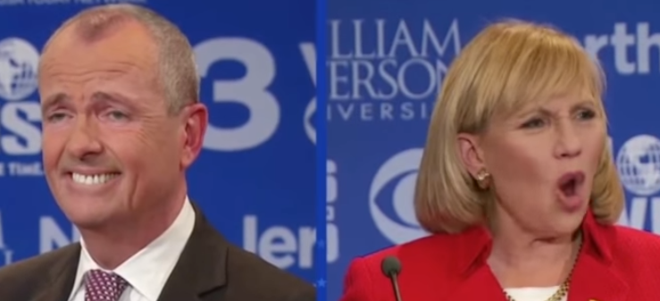 Former rival Guadagno angrily accuses Murphy of disenfranchising her Air Force son