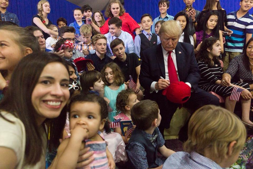 Fewer Blacks, Hispanics Go Jobless Under Trump