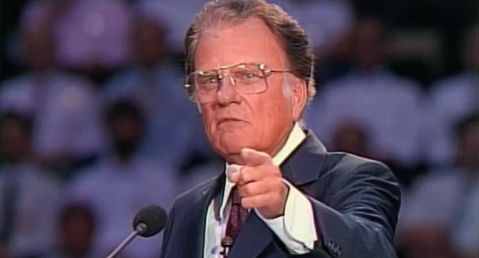 VIDEO: Billy Graham's Decisions Sermon