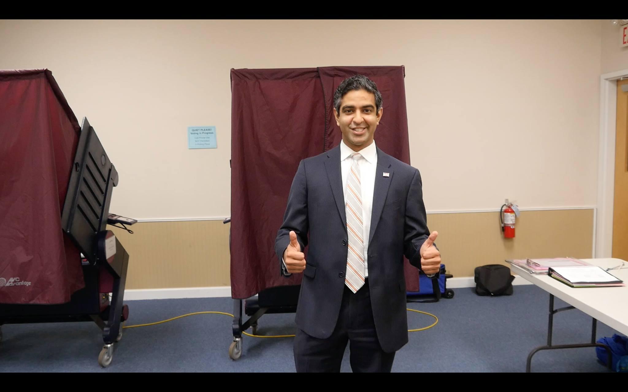 Singh grabs Cape May line for GOP U.S. Senate primary