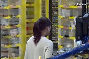 Amazon Expands Chain of Warehouses Along NJ Turnpike