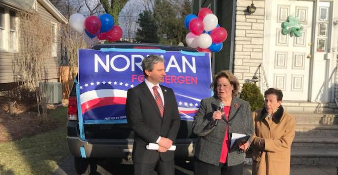 Schmelz Launches Underdog Bergen Executive Campaign