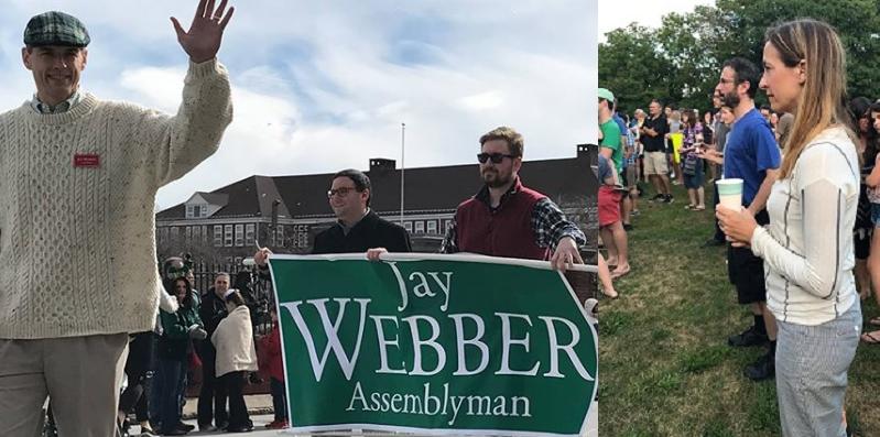 NJ-11: Webber fends off attacks from Democrats, GOP establishment after 'equal pay' vote