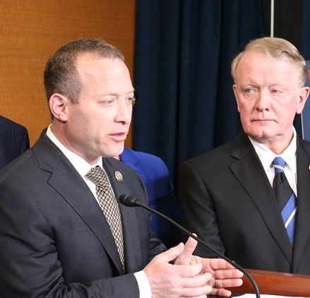 NJGOP says Gottheimer, facing a challenge from the Left, isn't welcome in its ranks