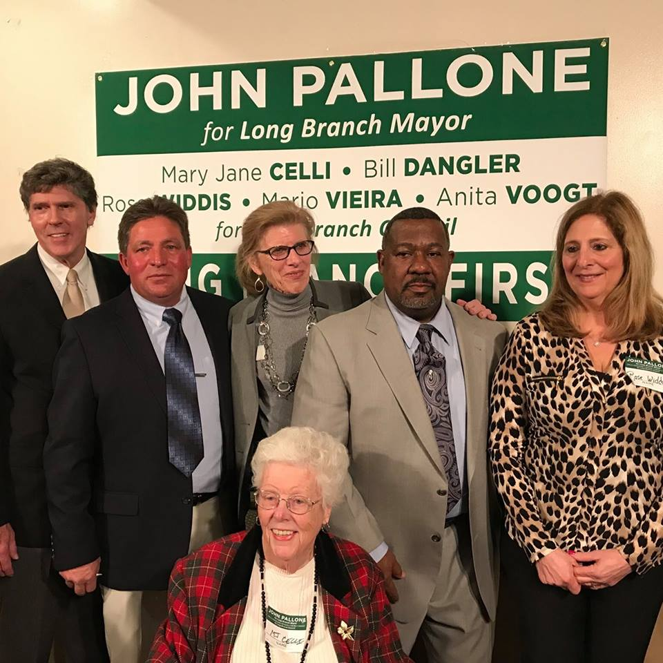 Frank Pallone's brother ousts Christiecrat, wins Long Branch mayoralty