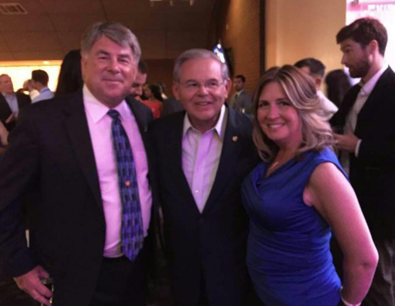 Burlco Dems are in an awkward spot with Menendez, Youngkin in their column