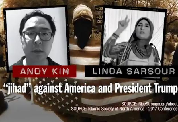 NJ-03: New MacArthur TV ads accuse Kim of ties to radical political organization