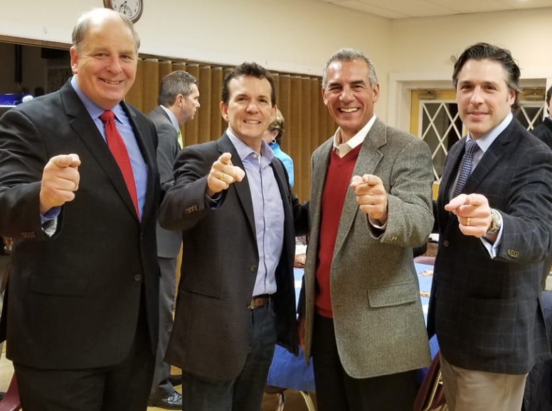 NJ-06: GOP leaders rally for Pallone's opponent Pezzullo in Middletown