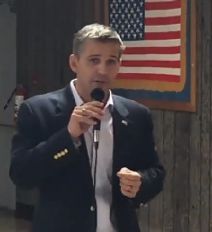 NJ-04 VIDEO: Welle was taped saying Chris Smith lacks empathy for our troops. Now he denies it.