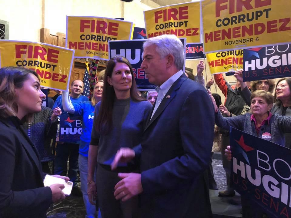 LD1: Hugin to host Christie-headlined fundraiser for Testa