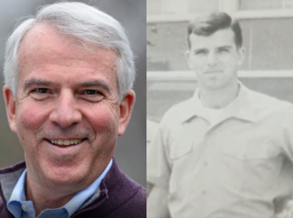 OPEN LETTER: We served with Bob Hugin in the Marine Corps. We need him in the Senate.