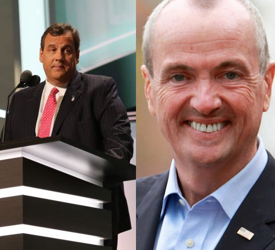 Christie, Murphy lock horns over N.J. budget on Twitter