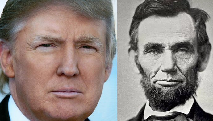 What Donald Trump and Abraham Lincoln Have in Common