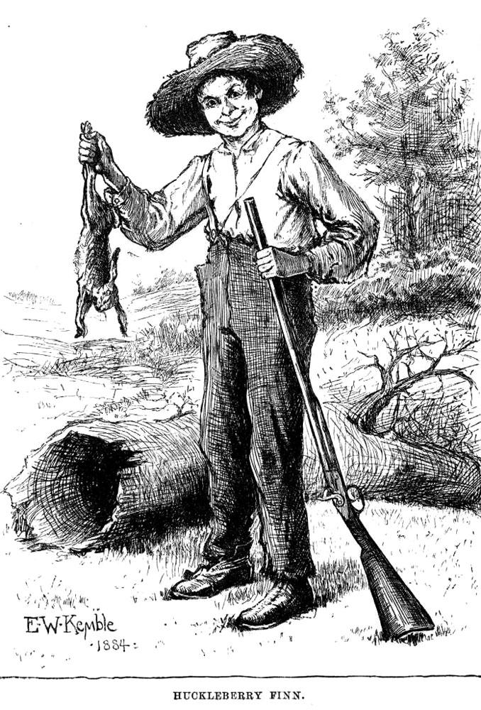 N.J. legislators call for removal of Twain's 'Huckleberry Finn' from public schools